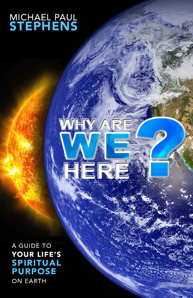 Why are we here? Download the book and find out!