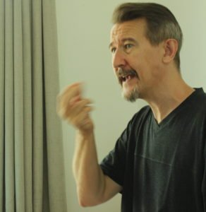 Learn reiki in Bangkok Thailand with Michael Paul Stephens
